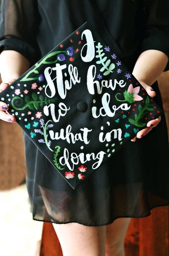 10 Graduation Cap Ideas For English Majors