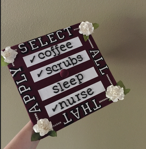 perfect graduation cap designs for every major