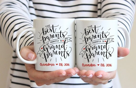 21 exciting ways to share your baby announcement news with grandma