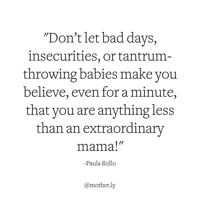 10 Perfect Quotes On Being A Mother Motherly