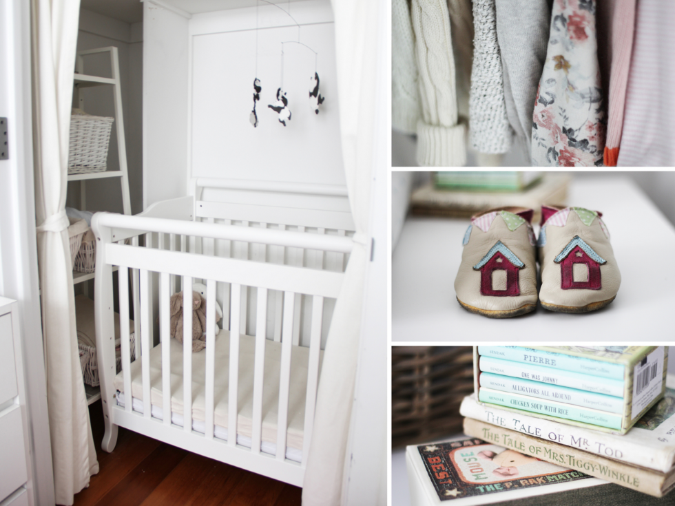 The Closet To Mini Nursery