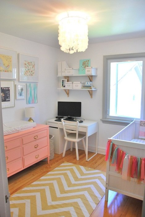 Making A One Bedroom Work With A Baby: Do I Need A Nursery? 7 Creative Ways To Make Room For Baby
