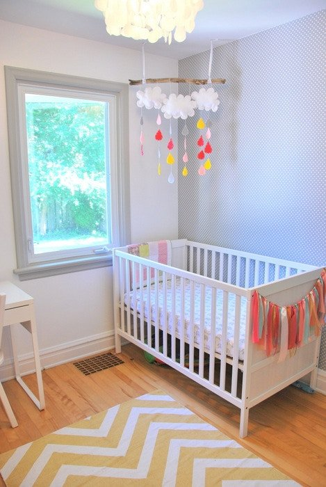 Do I need a nursery? 7 creative ways to make room for baby, even in ...