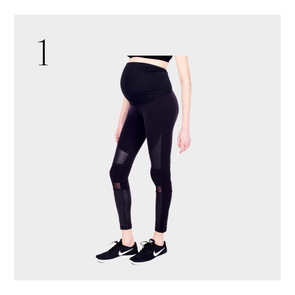 c41556e4e4f Leggings that give serious support + style  Ingrid   Isabel Active Moto  Leggings
