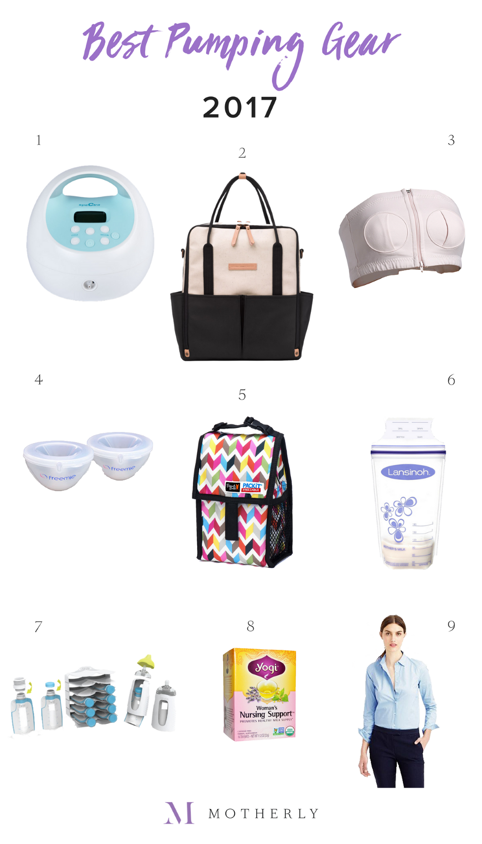 This Years Best Breast-Pumping Gear Everything You Need -7579