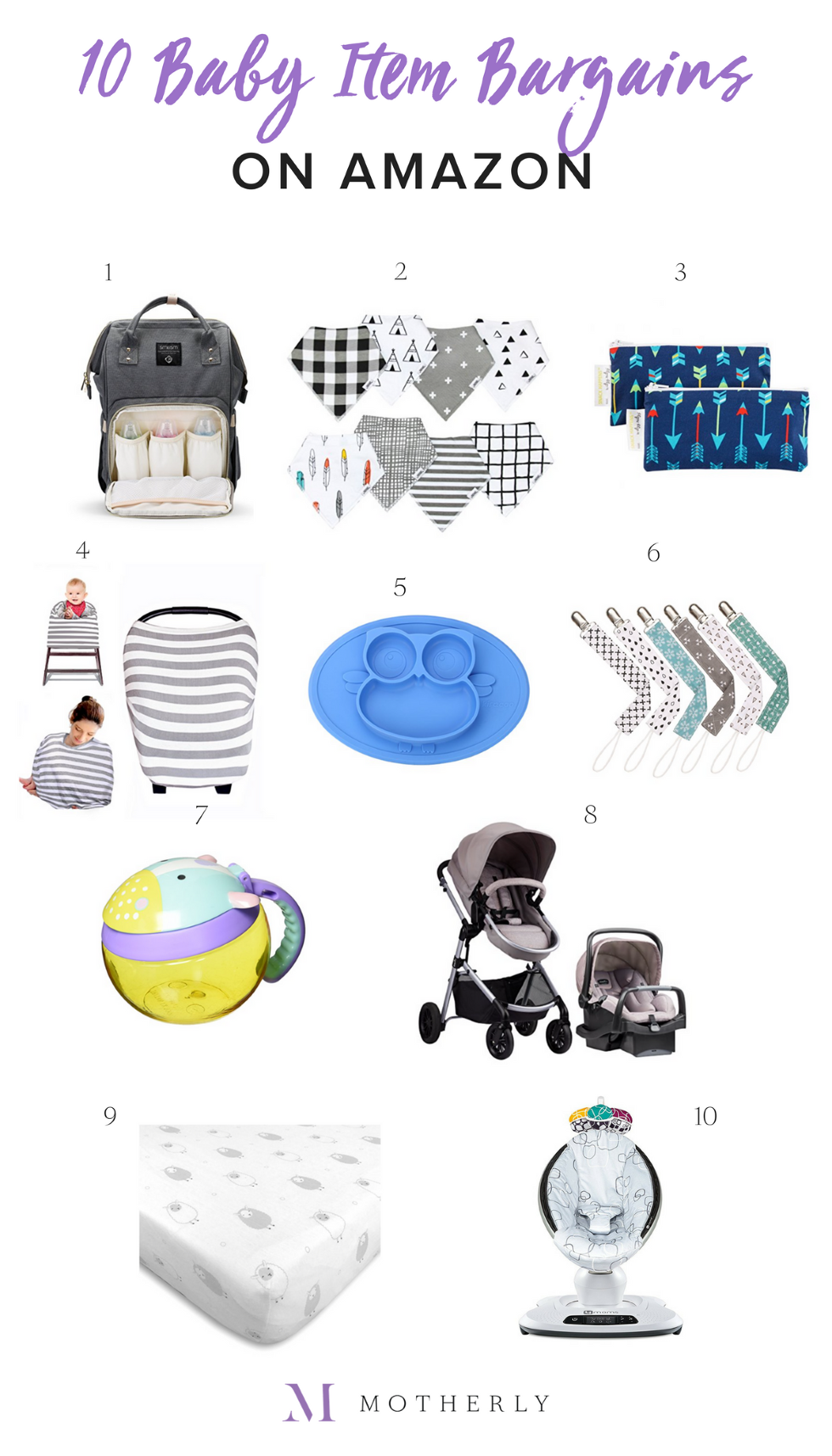 c7b40e499f Top 10 (affordable!) baby products trending on Amazon - Motherly