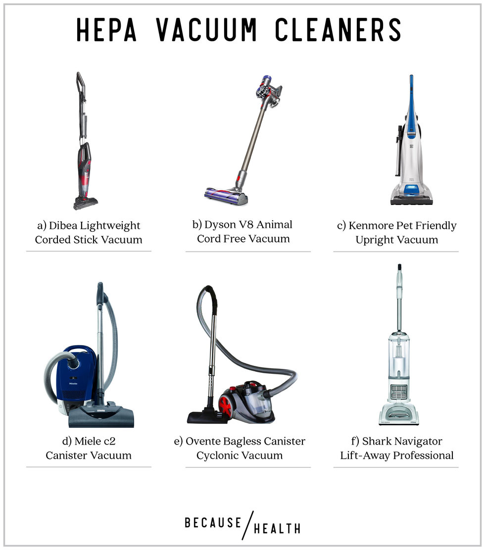 c2fecd6401f a) Dibea Lightweight Corded Stick Vacuum b) Dyson V8 Animal Cord Free Vacuum  c) Kenmore Pet Friendly Upright Vacuum d) Miele c2 Canister Vacuum e)  Ovente ...