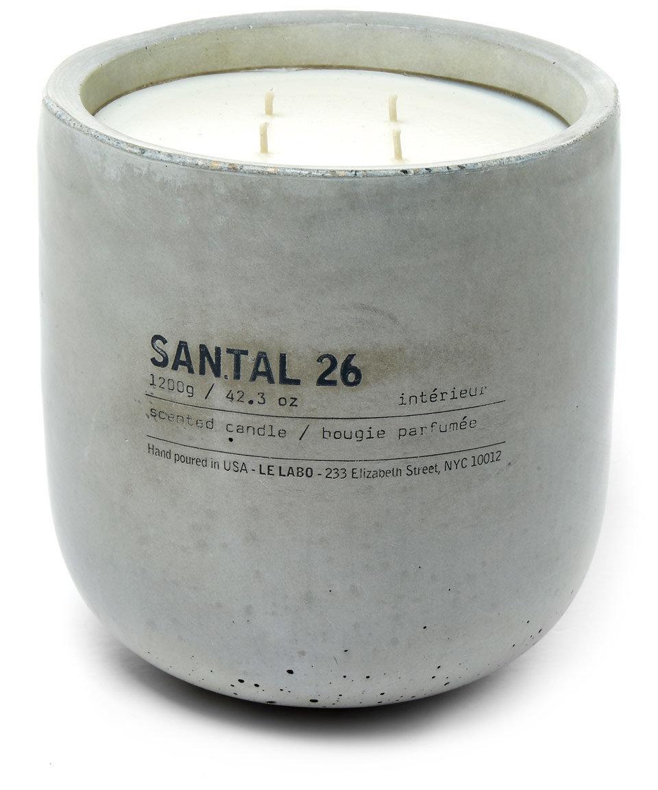 Scented Candle Alternatives Le Labo Santal 26