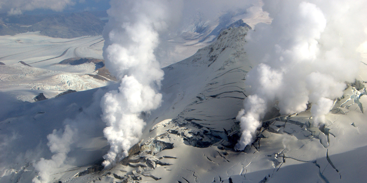 photo image Climate Change Could Set Off Volcanoes