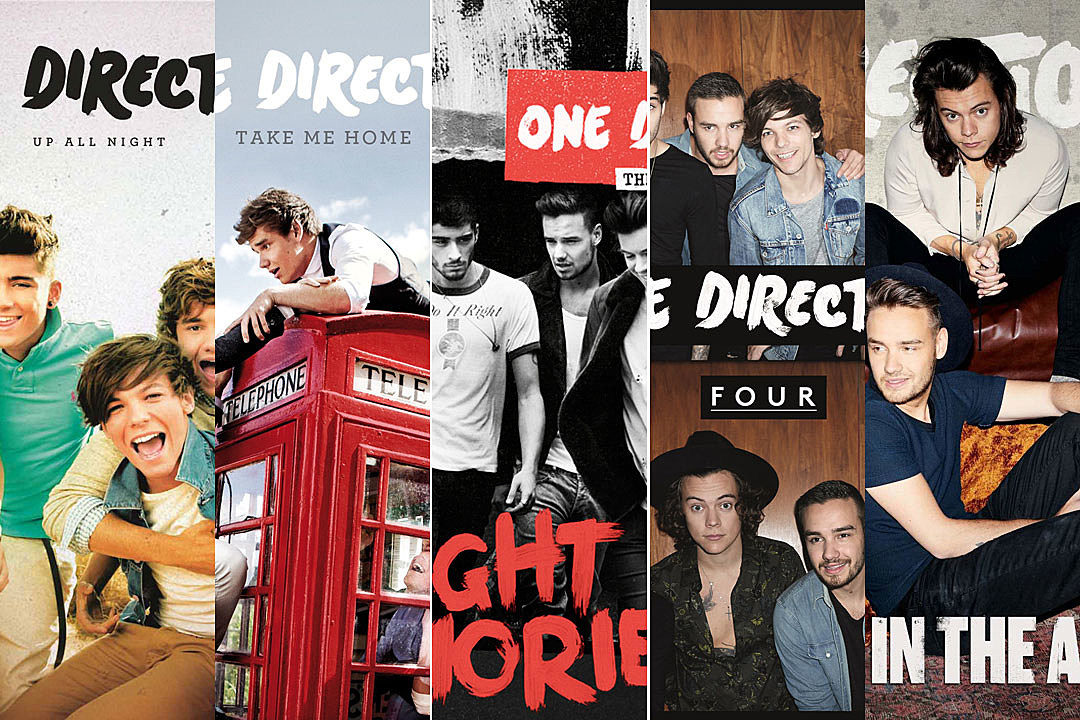 All One Direction Albums, Ranked