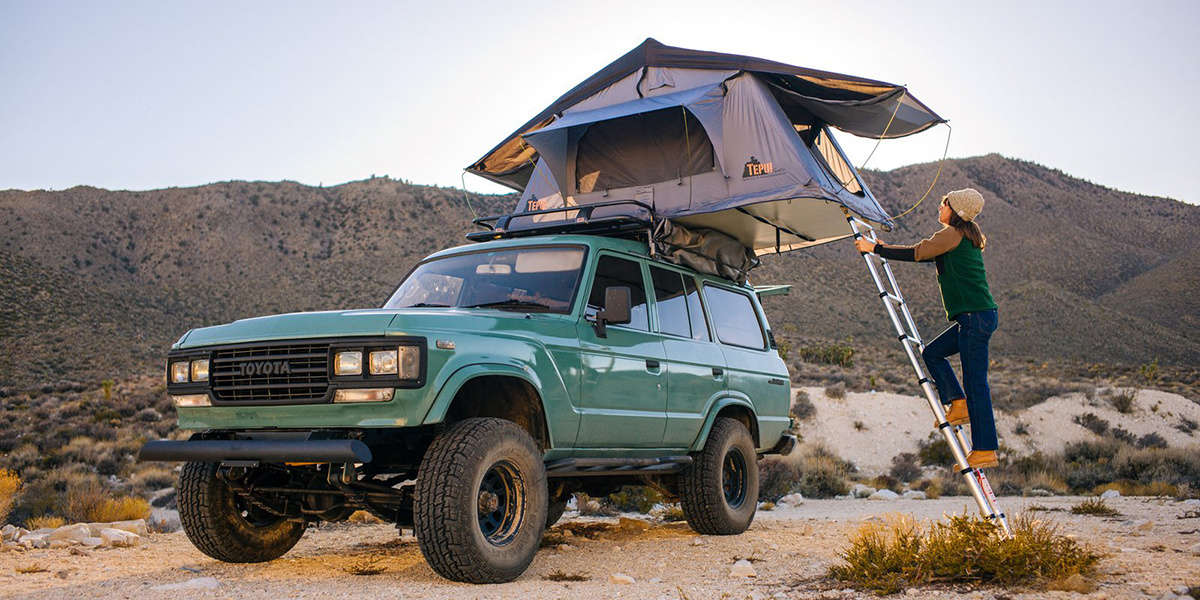 photo image Hit the Road With 10 Car Camping Must-Haves