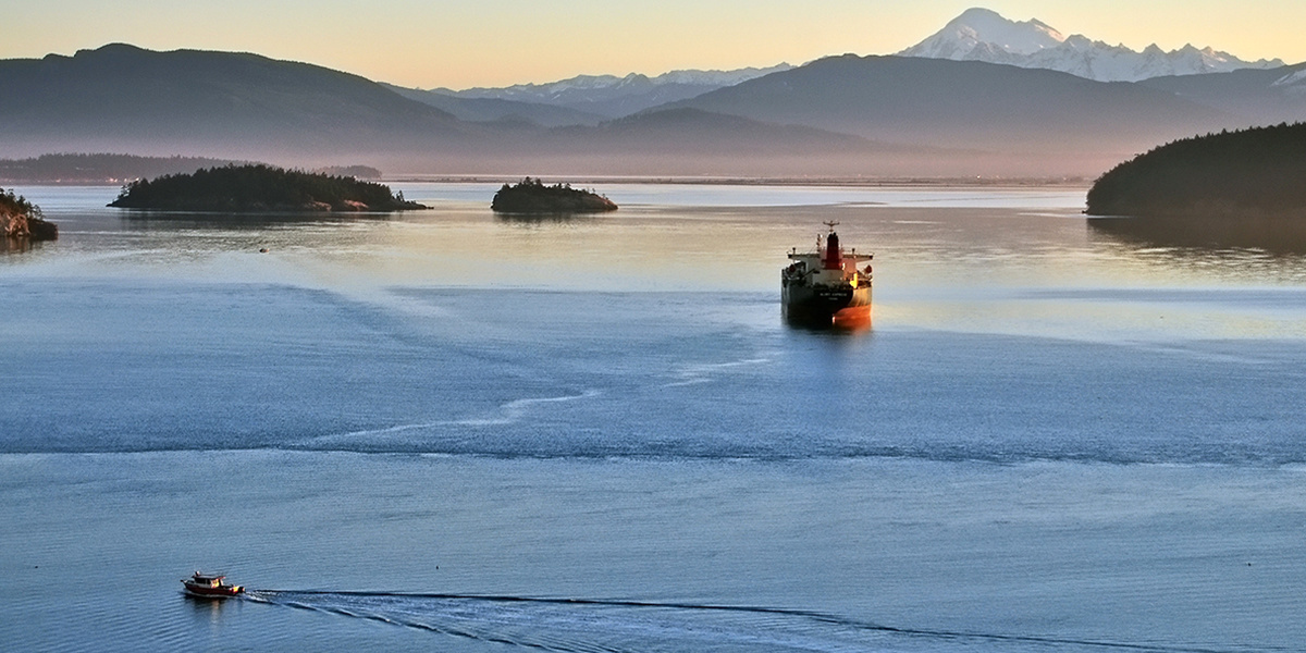 photo image Landmark Agreement: Shipping Industry to Cut Emissions