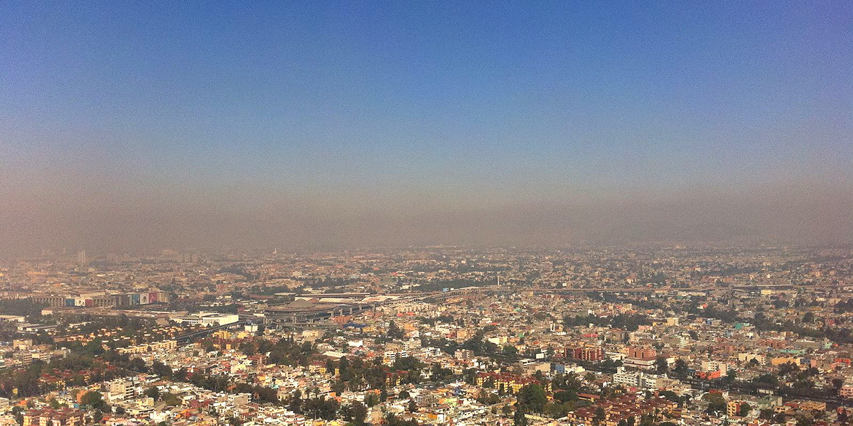 photo image Young People in Polluted Cities at Greater Risk for Alzheimer's