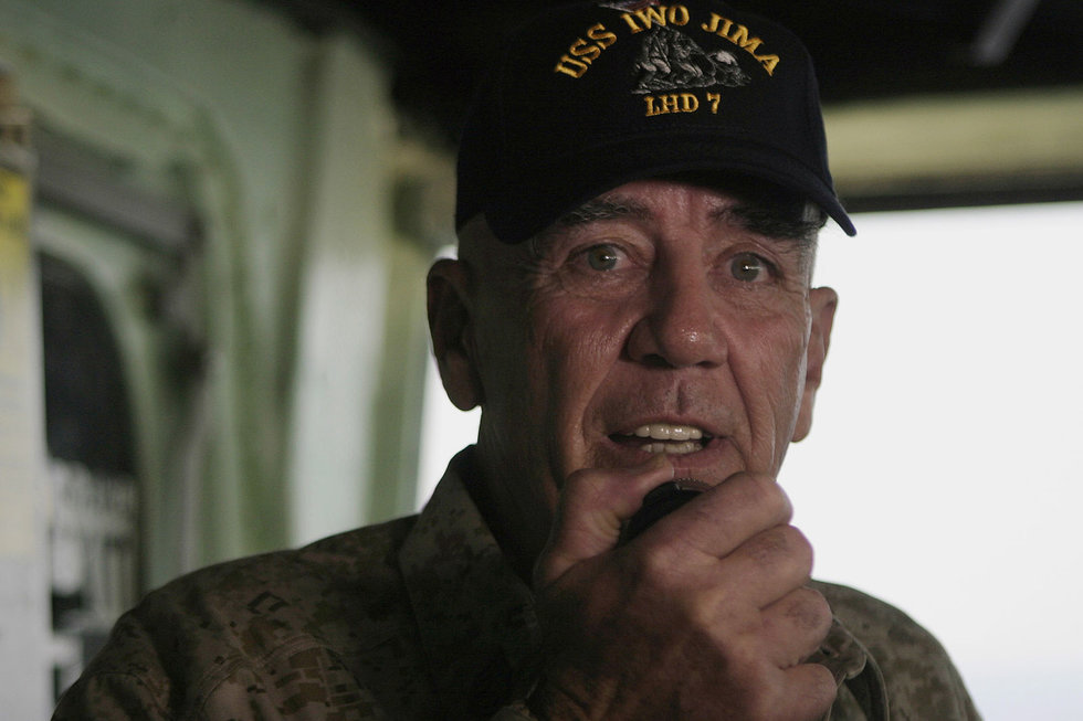 Full Metal Jacket sergeant actor R Lee Ermey dies