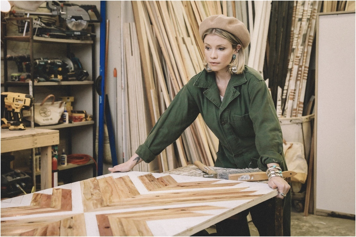 shop class: a new generation of woodworkers is shaping the