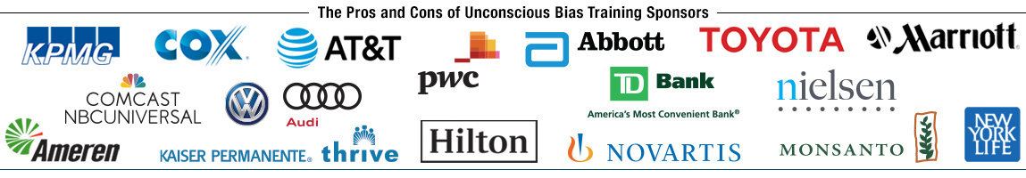 The Pros and Cons of Unconscious Bias Training