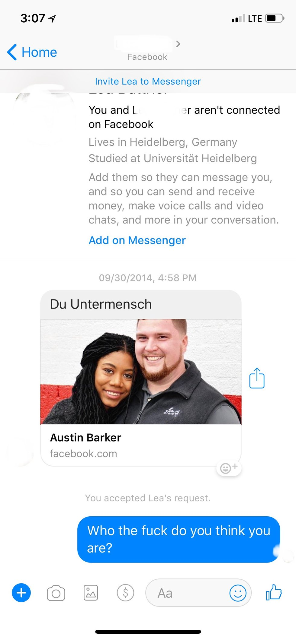 your thoughts on interracial dating