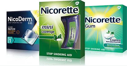 NicoDerm® CQ®