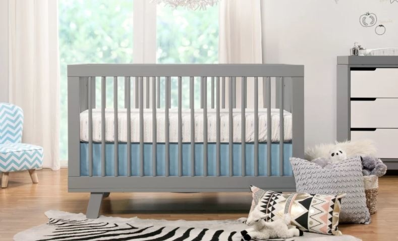 Babyletto Hudson 3 In 1 Convertible Crib 379 00