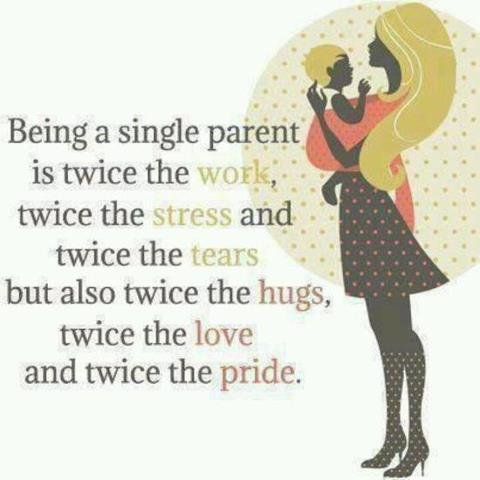 The single mom life being a single parent has to be one of the hardest jobs on the planet i know many of you that read that sentence are saying what how ccuart