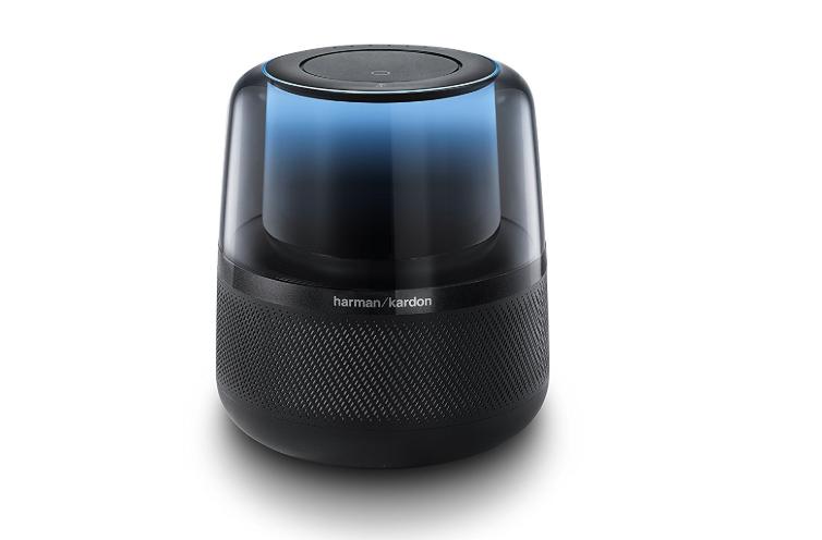 Harman Kardon Allure smart speaker photo.