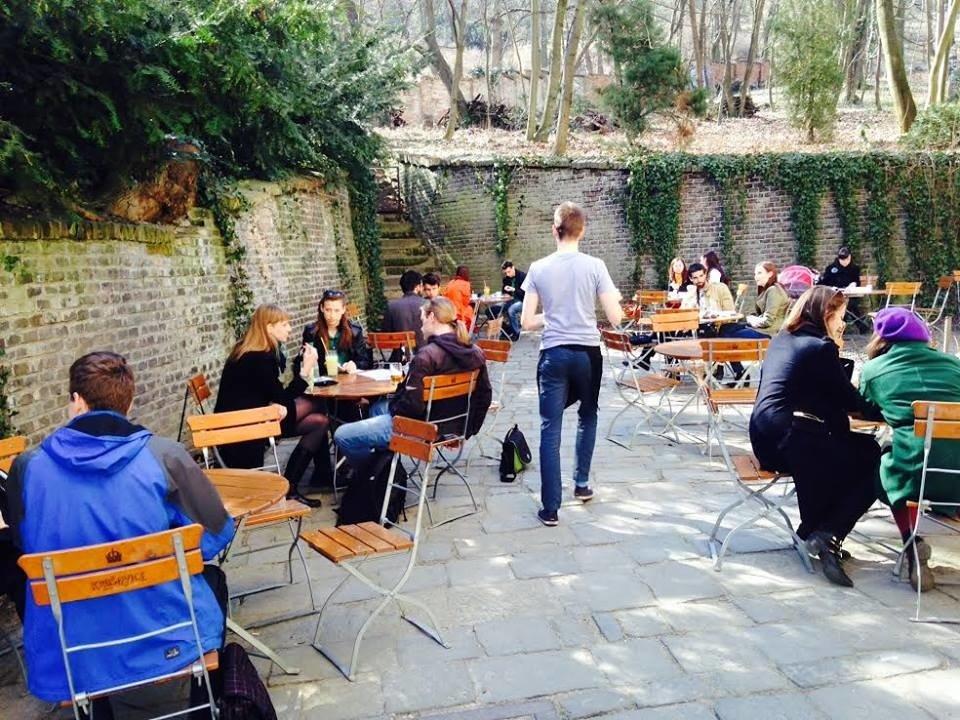 Travel Guide Brno Czech Republic Cafe Podnebi