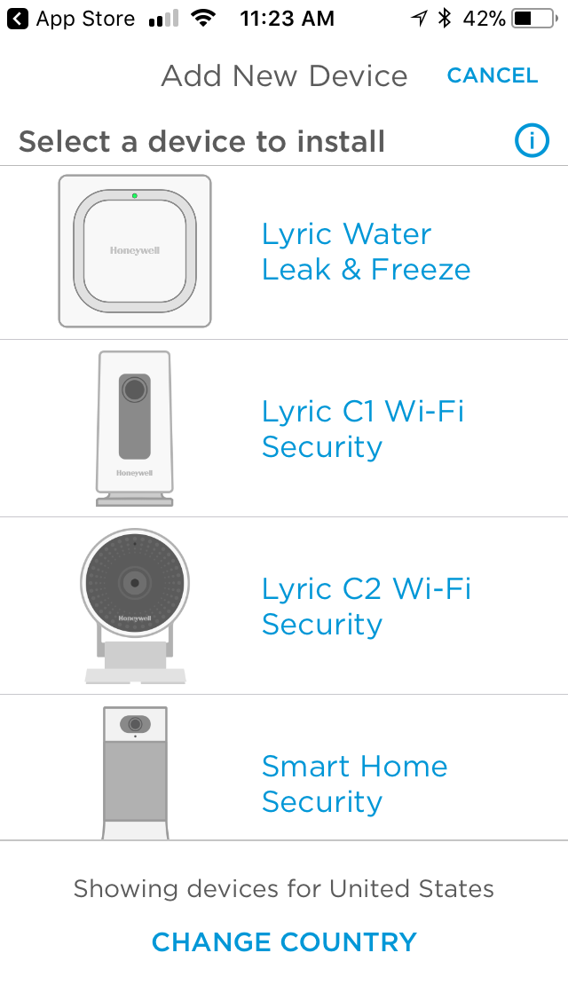 Honeywell Lyric C2 Wi Fi Security Camera Review Gearbrain