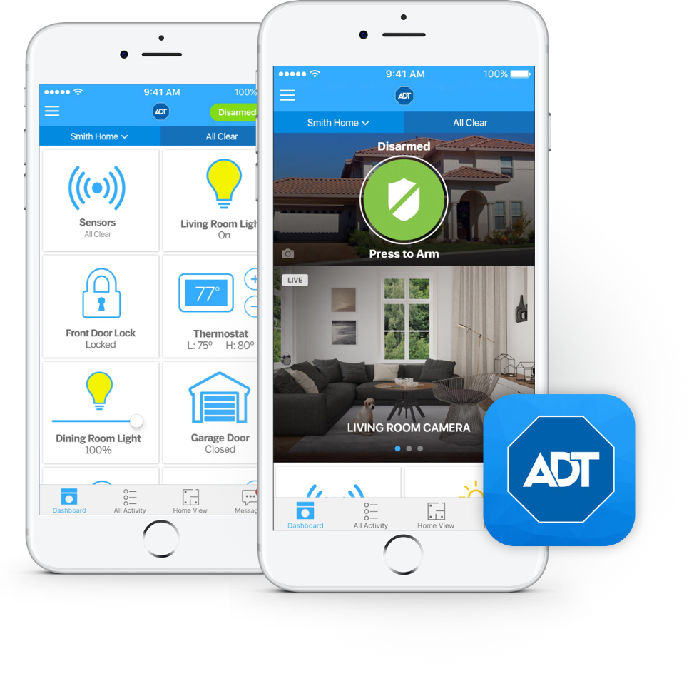 Best Smart Home Security Systems Including Adt Abode And