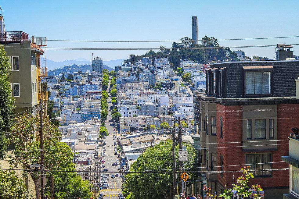 Neighborhoods in San Francisco