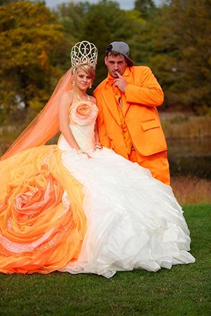 Diese Brautkleider wären besser für immer im Schrank geblieben ...