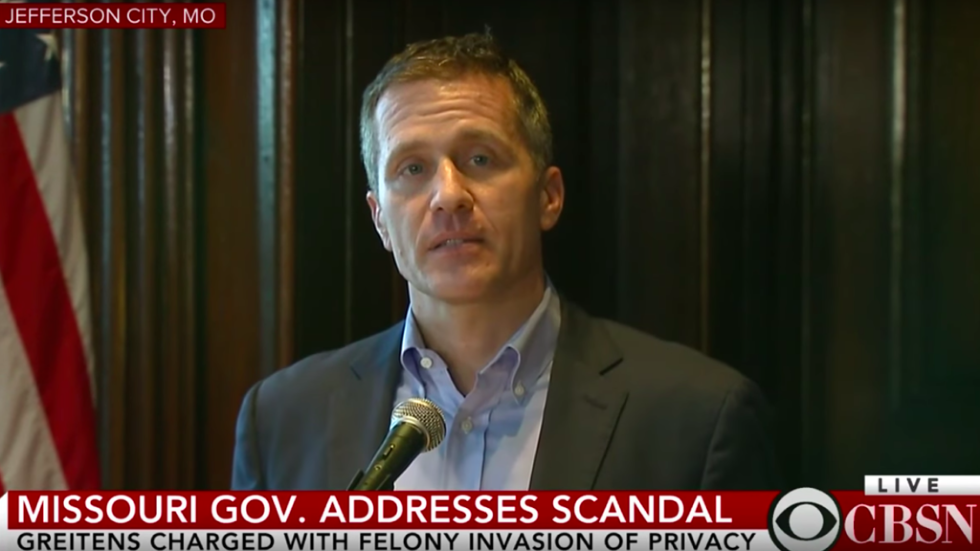 What to expect as Missouri Gov. Eric Greitens historic