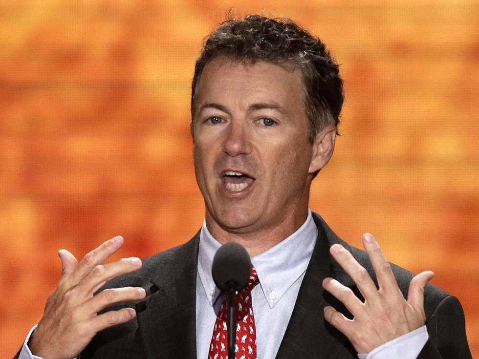 Rand Paul Pretty Sure Gays Can Just Go Do Hair If They Get Fired From Their Jobs