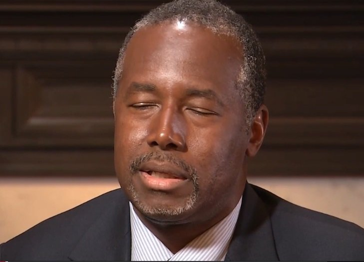 It's Armageddon Time, And Only Ben Carson Can Save Us!