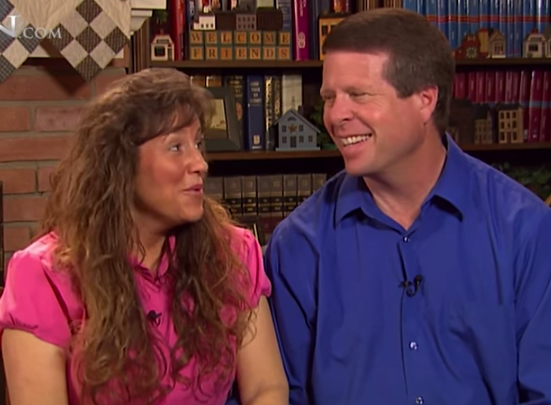 Ma And Pa Duggar Having Sexxxy Time At Christian Diddle Camp For Marrieds