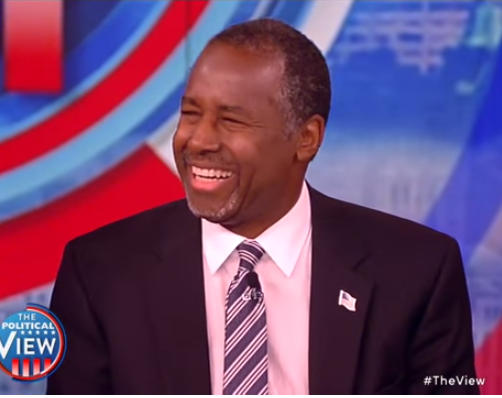 Ben Carson Only Mentioned Hitler To Piss Off Liberals, LOL!