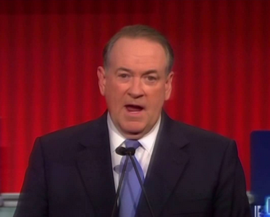 Mike Huckabee Agrees: Slavery Is Pretty Dadgum Cool!