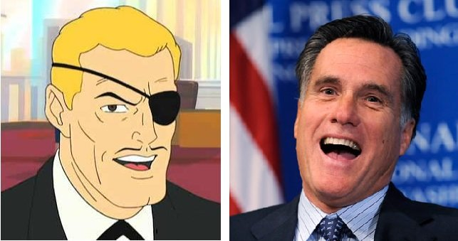 Mitt Romney So Happy He Decided Not To Lose Another Election