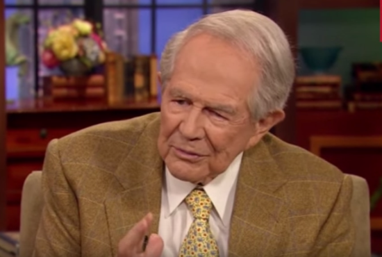 Pat Robertson Teaches How To Hate Your Gay Kid Real Good This Thanksgiving