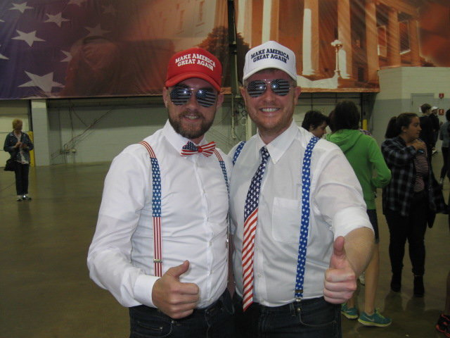We Talked To Trump's Virginia Supporters. They Seem Nice!