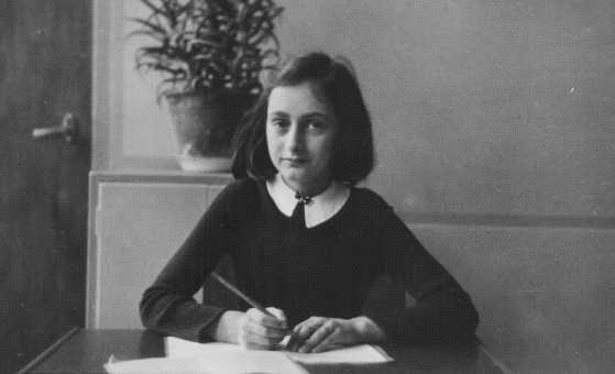 Why Did Anne Frank Hide Like A Coward Instead Of Killing Nazis Dead Like A Real Man?