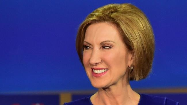 Count Carly's HP Donors On Zero Hands And Other Campaign News From Corporate America