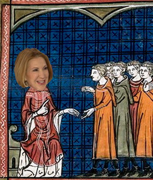 Carly Fiorina's Medieval History Degree Will Help Her Beat ISIS, Crush Albigensian Heresy