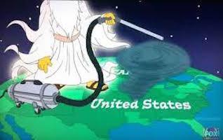 God Cancels Hurricane Joaquin, Endorses Buttsex