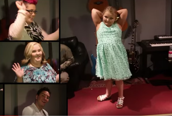 Heal Your Broken Soul With The Soothing Sounds Of Honey Boo Boo's New Single
