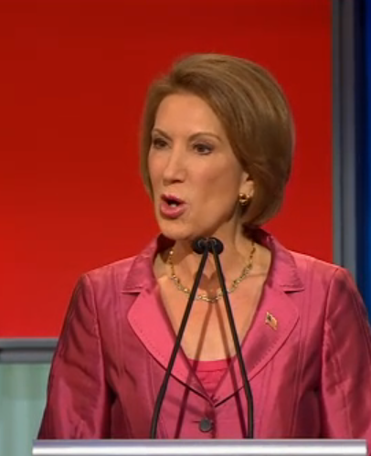 Donald Trump Attacked Carly Fiorina's Face And She Is MAD (At Democrats, Obviously)