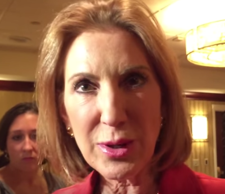 Liar Carly Fiorina Lying About New Thing