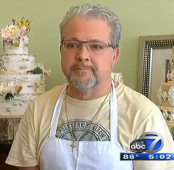 Meet This One Christian Baker Who's NOT A Dick To Gay People!