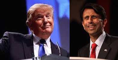 Donald Trump Wouldn't Piss On Bobby Jindal If His Pants Were On Fire. Whoever He Is