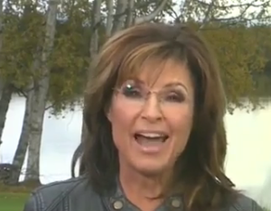 Sarah Palin Can't Wait To Quit Trump Administration