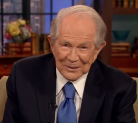 BREAKING: Televangelist Scamster Pat Robertson Has Never Actually Read The Bible